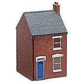 Hornby Skaledale R8621 Mid Terraced House Lh - Oo Gauge Buildings