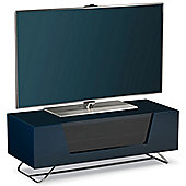 Alphason Chromium Blue TV Stand for up to 50 inch TVs