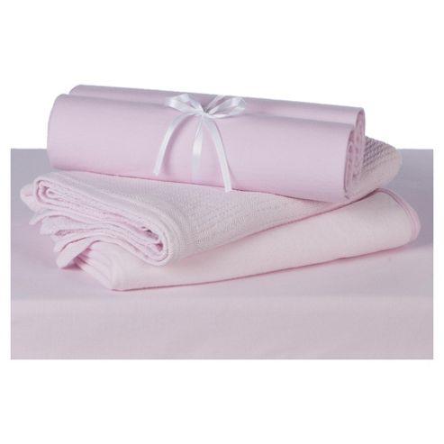 buy tesco 4 pack bedding bumper set pink from our quilts bumper sets range tesco