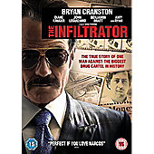 The Infiltrator DVD