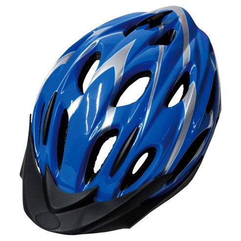 Activequipment Cycle Helmet 54/58cm (Blue)