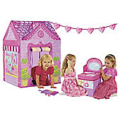 Love my Street Little Miss Boutique with Vanity Counter, playhouse tent