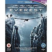 Everest Blu-ray