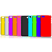 Cennett iPhone 6 Plus Silicone Gel Case 10 in 1