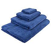 Tesco Hygro 100% Cotton Towel - Royal blue