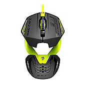 Mad Catz R.A.T. 1 Mouse (Green/Black)