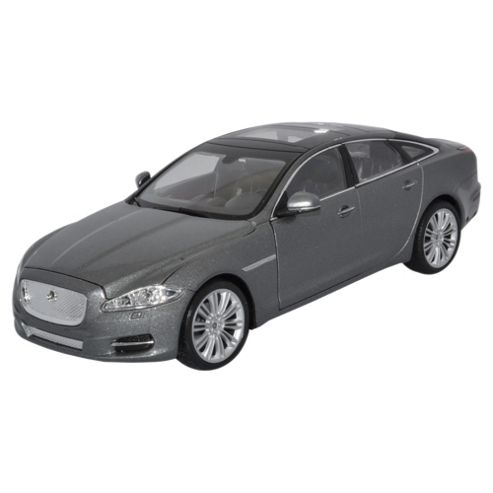 Jaguar XJ Grey 1:24 scale