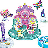 Beados Glitter Activity Pack Princess Castle, 600 Beads Included