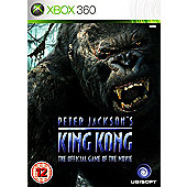 Peter Jacksons King Kong - The Official Game of the Movie - Xbox-360
