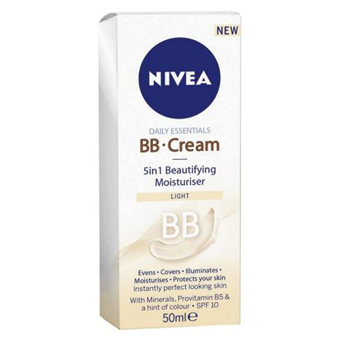 Nivea Visage Daily Essentials BB Cream Light