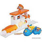 Zhu Zhu Pets Hamster Pizza Shop