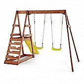 Plum® Tamarin Wooden Climbing Frame