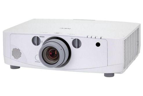 NEC Displays PA500X LCD Projector 2000:1 5000 Lumens 1024x768 7.7kg