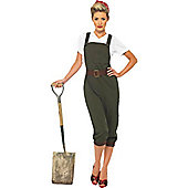 WW2 Land Girl - Medium