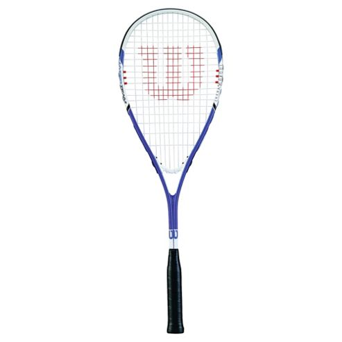 Wilson Hyper team 700 Squash Racket Blue