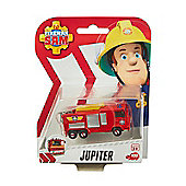 Fireman Sam Die Cast Vehicles - Jupiter Fire Engine