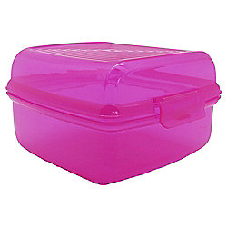 Sandwich box Pink