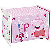 Peppa Pig Fabric Toy Box