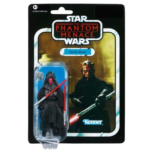Star Wars Vintage Figure - Assortment – Colours & Styles May Vary
