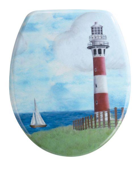 Wenko Lighthouse Toilet Seat