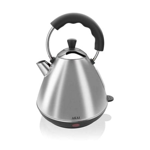 buy akai pyramid kettle a1002 stainless steel from our. Black Bedroom Furniture Sets. Home Design Ideas