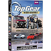 Top Gear The Great Adventures Vol 3 (DVD Boxset)