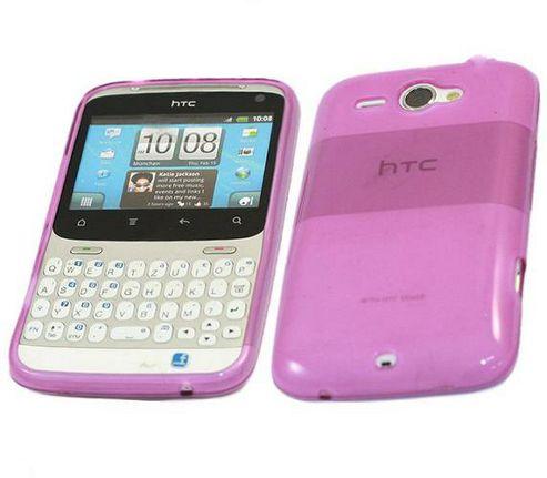 ProGel Skin Case - HTC Cha Cha - Purple