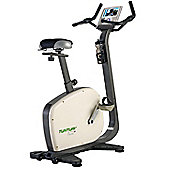 Tunturi Pure U 6.1 Upright Exercise Bike with Full Colour Screen