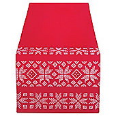 Tesco Scandi Runner Red