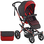 Jane Crosswalk Pushchair (Red)