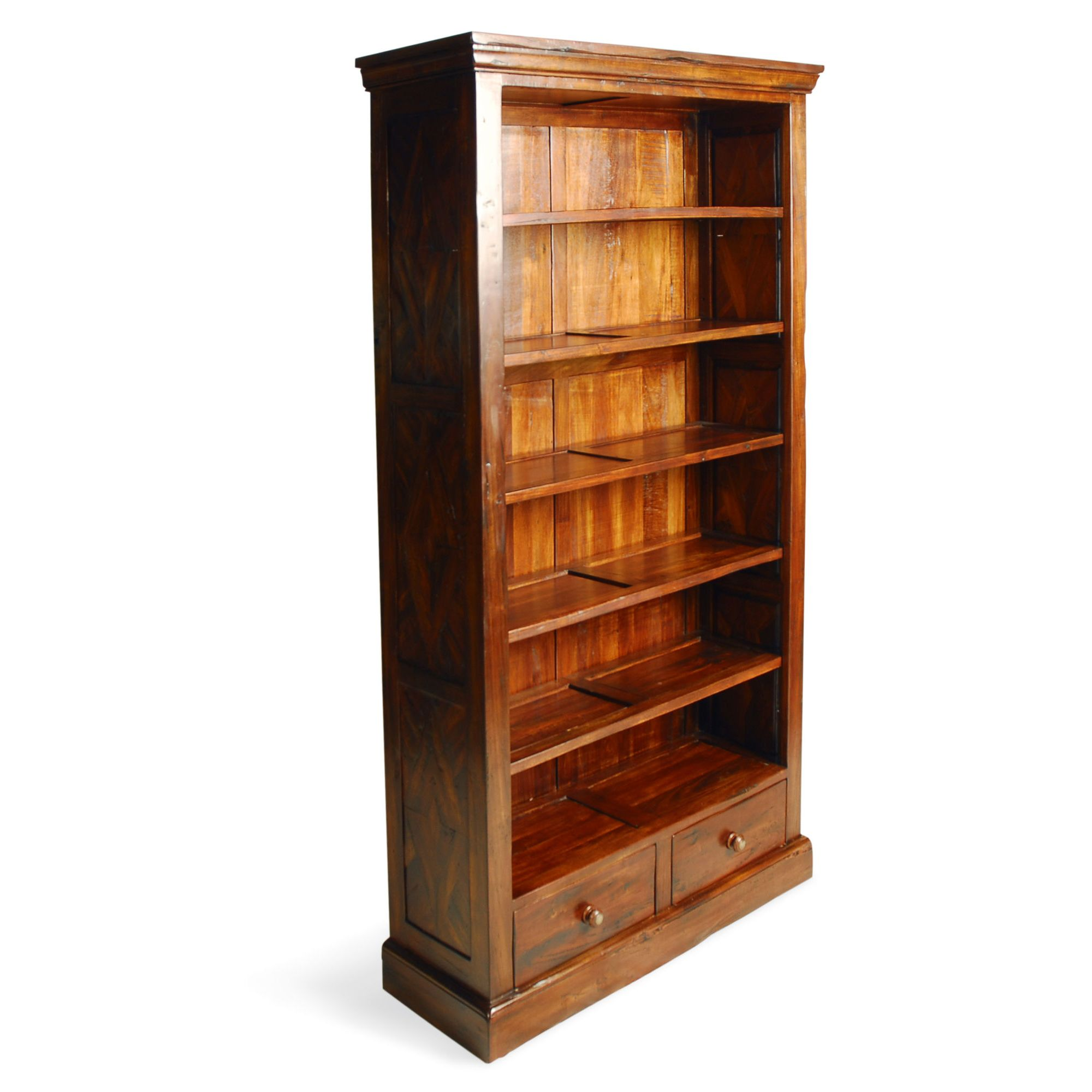 Oceans Apart Remington Open Bookcase at Tesco Direct