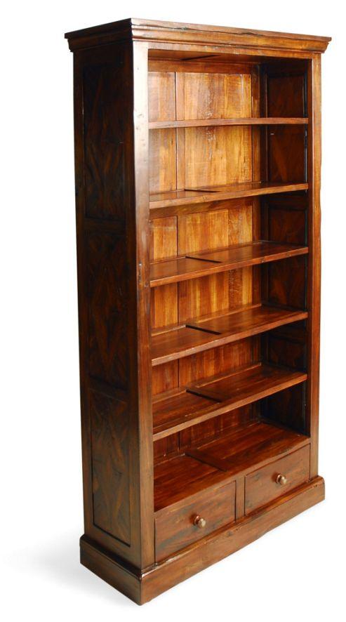 Oceans Apart Remington Open Bookcase