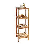Wenko Norway Bath- and Living Room Shelves with 4 Levels