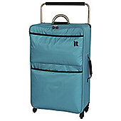 IT Luggage World's Lightest 4-Wheel Suitcase, Capri Breeze Large