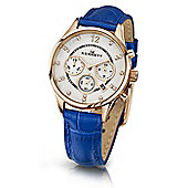 Kennett Ladies Lady Savro Rose Gold Blue Watch LWSAVWHGOLBL