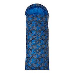 Mountain Warehouse Apex Mini Square Patterned Sleeping Bag
