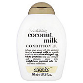 Organix Nourishing Coconut Milk Conditioner 385 Ml