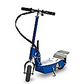 Rage Storm Scooter - Kids 24v Electric Scooter 250w - Dark Blue
