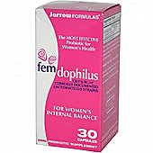 Jarrow Fem Dophilus 5 Billion 30 Capsules