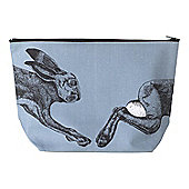 Parlane Cotton 'Hare' Toiletries Bag - Travel In Style - 20 x 29cm