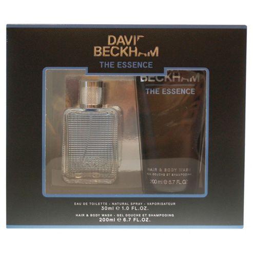 David Beckham Essence 30ml Eau de Toilette Gift Set