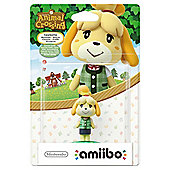 amiibo Animal Crossing Isabelle Summer Outfit Wii U