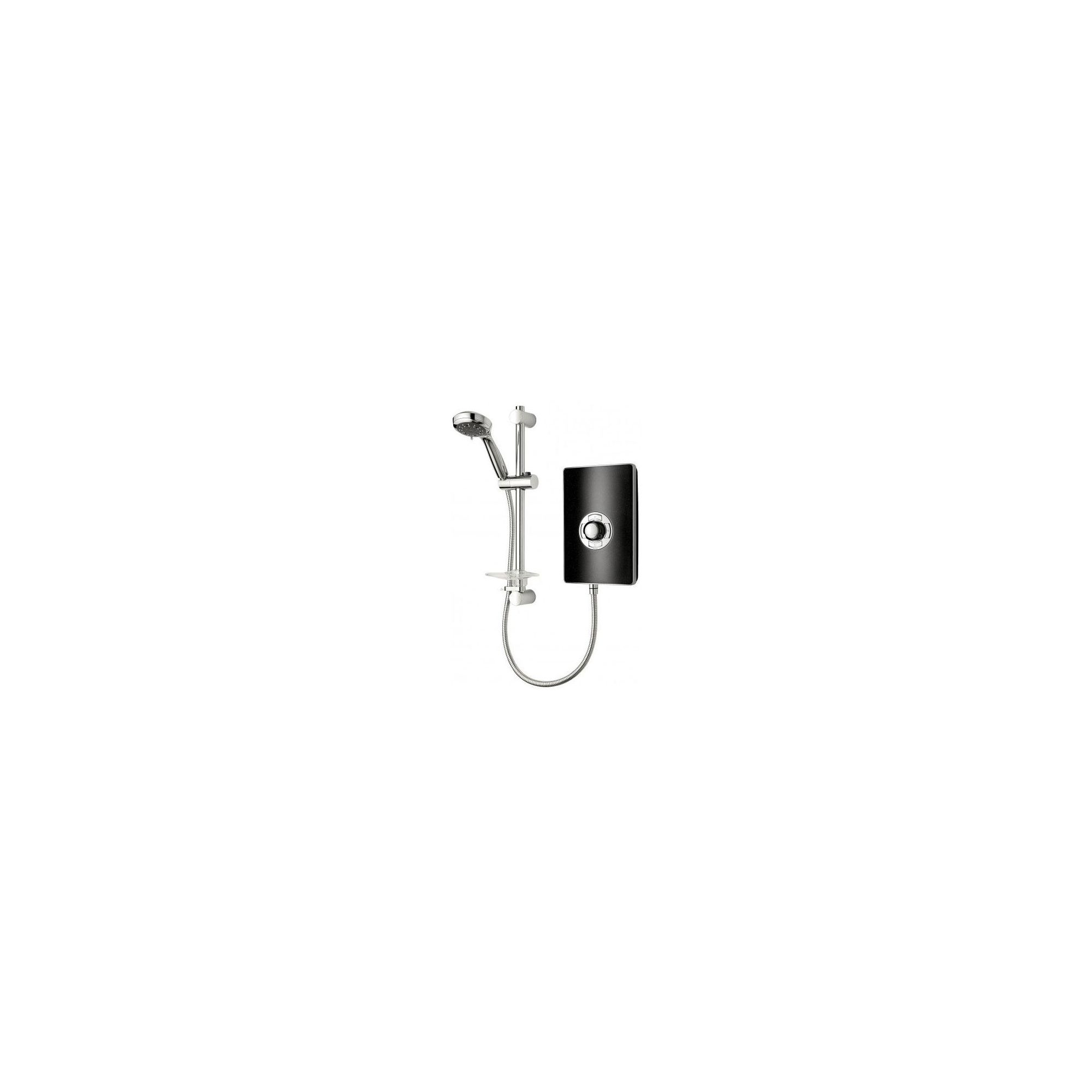 Triton Aspirante Electric Shower Black Pearl 9.5 kW at Tesco Direct