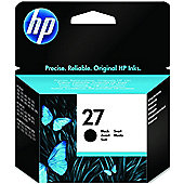HP 27 Inkjet Print Cartridge - Black