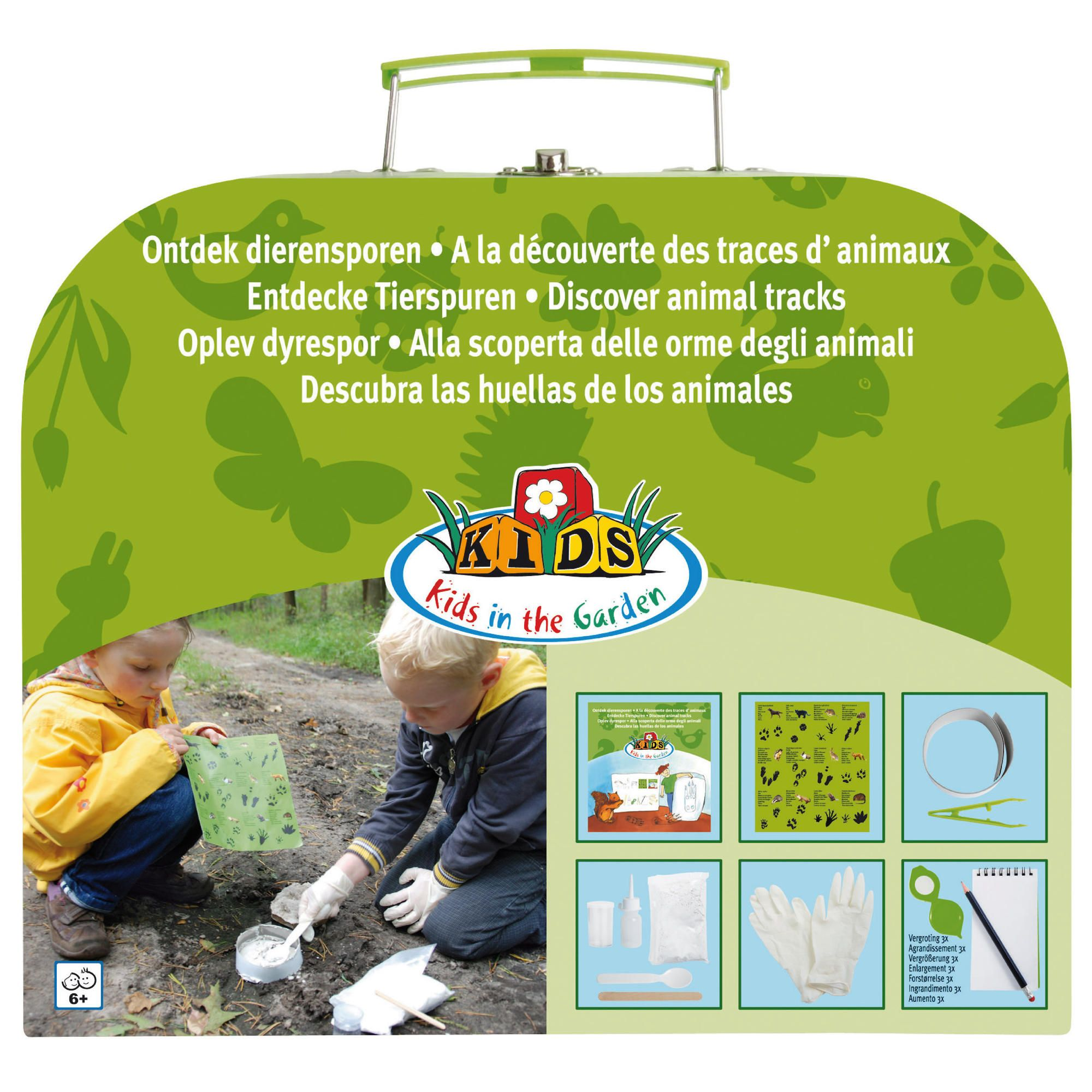 Offerta: Fallen Fruits Discovery Box (Studying Animal Tracks)