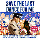 Various Artists Save The Last Dance For Me CD