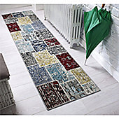Decks Patchwork Multi Runner 58X230cm