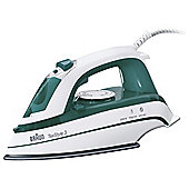 TS345 2000w Steam Iron with 300ml Water Capacity & Ceramic Soleplate