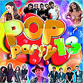 Pop Party 13 (CD & DVD)