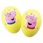 Peppa Pig Peppa's Shaky Egg Egg Shaker